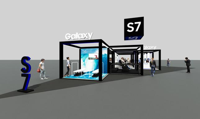 「Galaxy Studio」のイメージ図その1