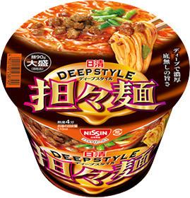 濃厚な担々麺!