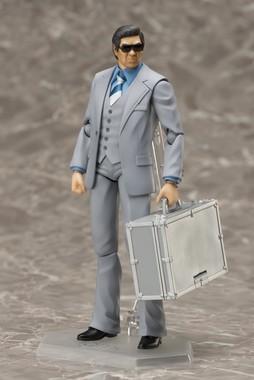現金輸送用のアタッシュケース、1億円、札束の小物が付属