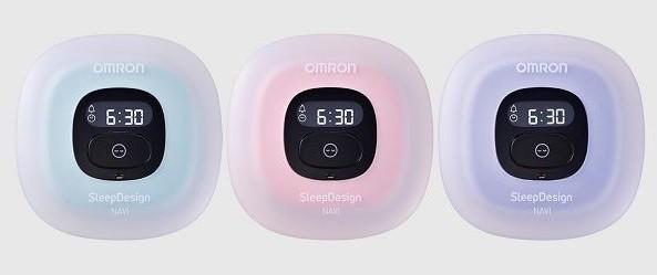 スムーズな寝つきをサポートする「ねむり時間計」