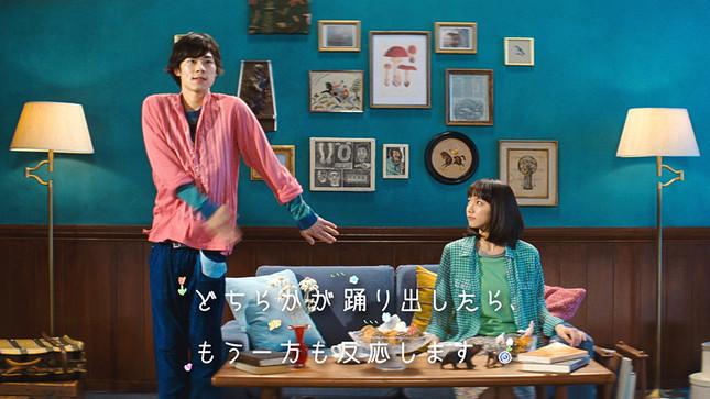 5月22日から放送を開始する新CMのワンシーンその1(提供:ゼクシィ)