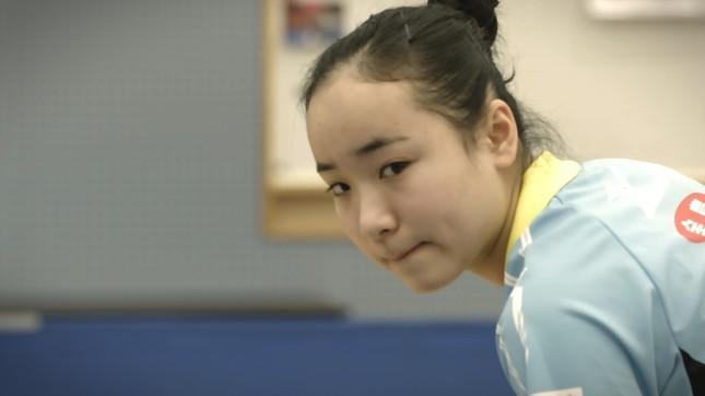 伊藤美誠選手