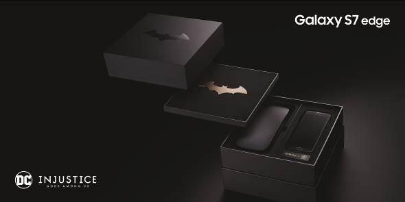 箱のデザインにも「バットマン」の世界観が投影されている