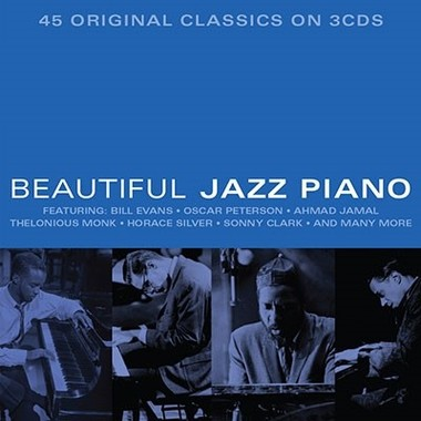 「BEAUTIFUL JAZZ PIANO」