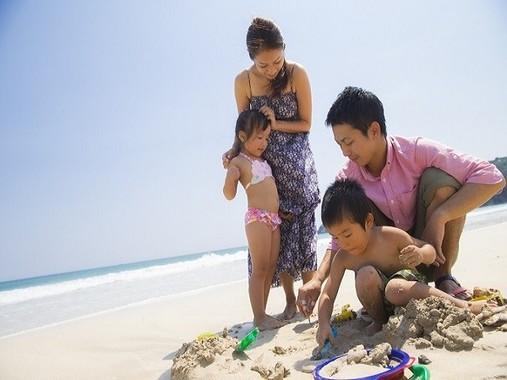手荷物いらずで、海水浴を楽しめる「海水浴スイスイ」。子どもを海で遊ばせたいけど、荷物が多くて大変・・というパパ・ママのために…