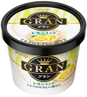 レモンの華やかな酸味とミントの爽やかさ