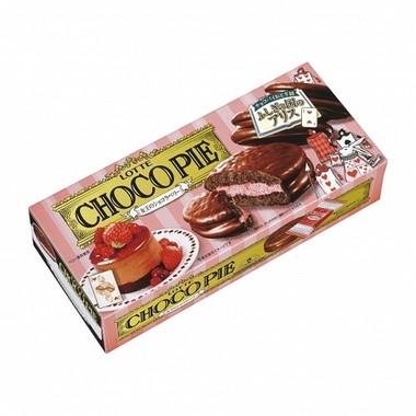 「ふしぎの国のアリス」がモチーフのチョコパイ