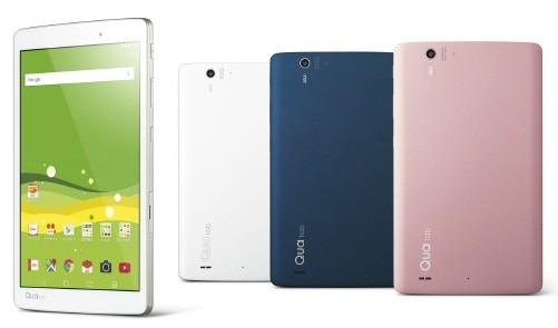 「Qua phone PX」と強力に連携、デザイン性も統一