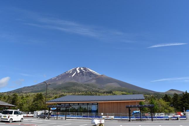 「森の駅 富士山」