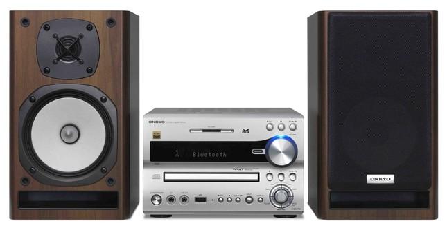 多彩な音楽ソースを高音質で楽しめるアンプ&スピーカー搭載
