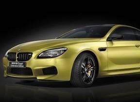 BMW、究極のコンペティションモデル「M6 Celebration Edition