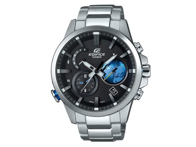 ブラック×ブルーの「EQB-600D-1A2JF」