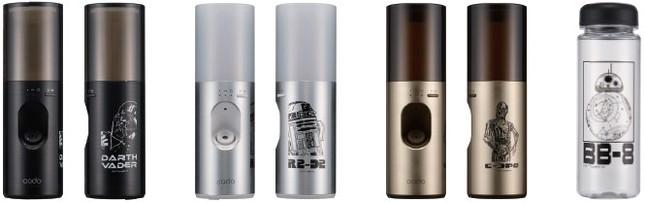 「BB-8」のオリジナルウォーターボトル付き