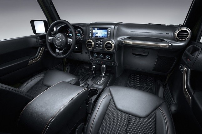 Jeep誕生75周年を記念した限定モデル第2弾!