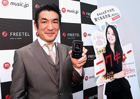 プラスワン・マーケティングの増田薫社長