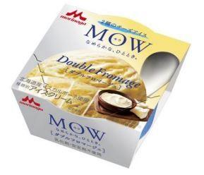 MOWからチーズフレーバーアイスが発売
