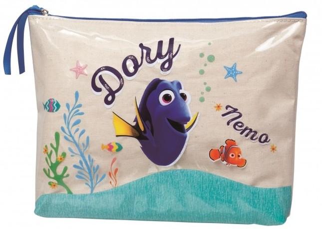 「ニモ&ドリーのレア柄でかポーチ」2016(c)Disney  (c)Disney/Pixar