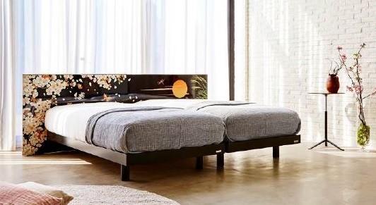 これまでにないデザインで、自分だけの寝室空間を演出!(写真は、和モダンの「Japanese」を配置したイメージ)