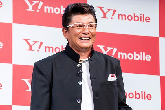 よく見ると、ちょっとだけ生島ヒロシさんっぽく見える哀川翔さん