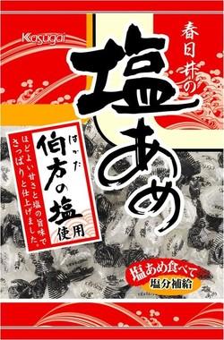 春日井製菓の「塩あめ」