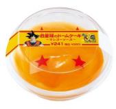 (2)四星球のドームケーキ~マンゴーソース~