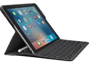 iPad Proを衝撃や傷から守り、キーボードにもなる