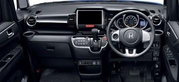 軽乗用車最大級の室内空間と使い勝手の良い「N-BOX」の特別仕様車