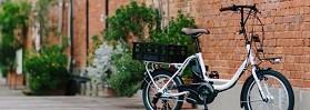 ルイガノとコラボの電動アシスト自転車