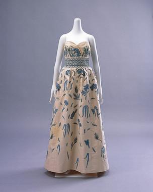 ポール・ポワレ 《イブニング・ドレス》1913年 島根県立石見美術館蔵