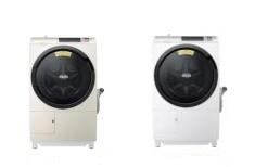 ドラム式洗濯乾燥機「ヒートリサイクル 風アイロン ビッグドラム スリム BD‐SV110A」