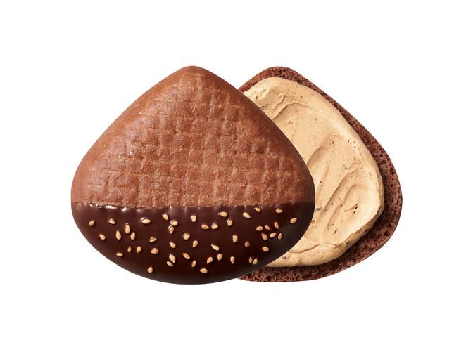 「焼き栗ドーナツ チョコ」その2