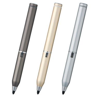 紙にペンで描くような描き心地を実現