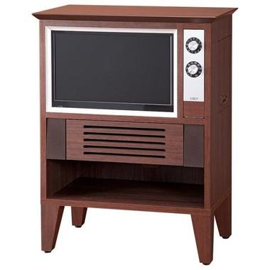 昭和の香り漂う、懐かしくも新しい液晶テレビ