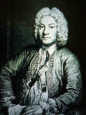 フランソワ・クープランの肖像