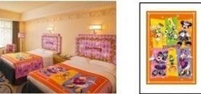 ディズニーアンバサダーホテルにハロウィーン客室が登場