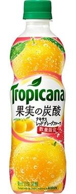本格的な果実炭酸