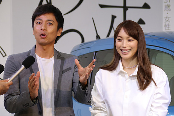 どこから見ても理想の夫婦に見える2人だが、徳井さんは41歳のいまも独身貴族を謳歌中