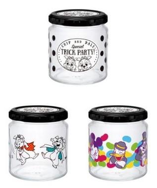 H賞ガラス瓶(全3種) (C)Disney