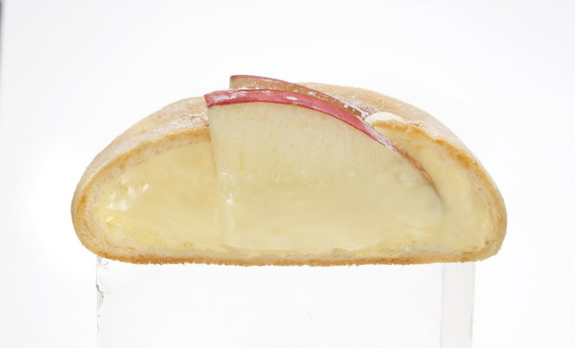 シナモン香るカスタードクリームとシャキシャキのりんご