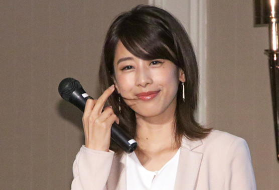 司会を務めた加藤綾子さん