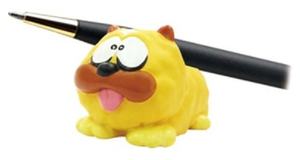 獅子丸ペン置きアンドハンコカバー