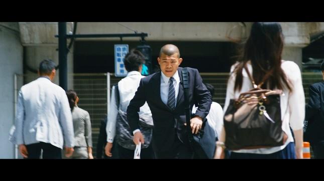 江崎グリコ 「GABA(ギャバ)」のWEB ムービー「FIGHT×STRESS」編より