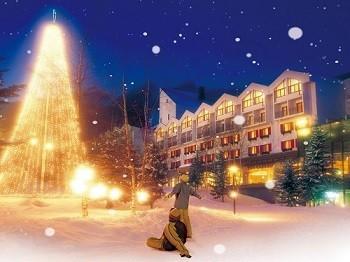 年末年始や冬休みはスキー三昧