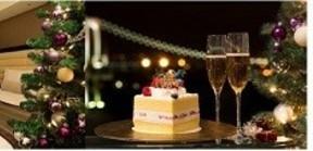 ホテルインターコンチネンタル東京ベイ、東京リゾートビューの「クリスマス宿泊プラン」発売中