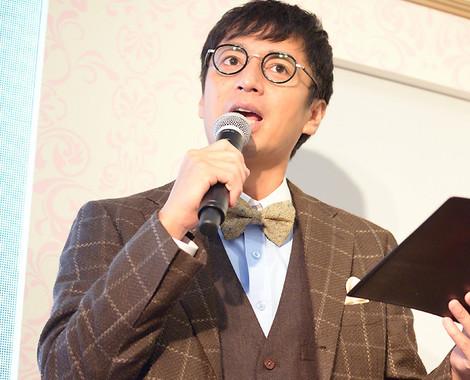 「ほの色アカデミー」で講師を務めた、チュートリアルの徳井義実さん