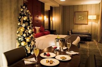 东京大仓酒店推出圣诞节住宿套餐计划
