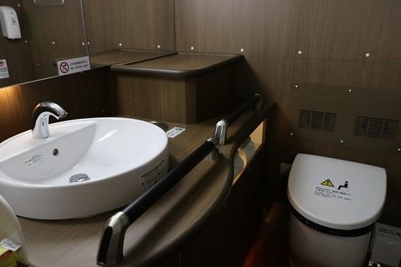 洗面台付き化粧室(トイレ)