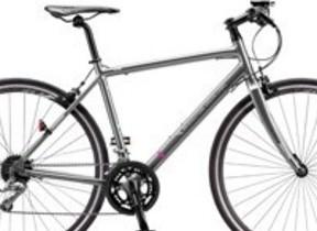 フラットかドロップか、ハンドル形状を選べるブリヂストンのロードバイク