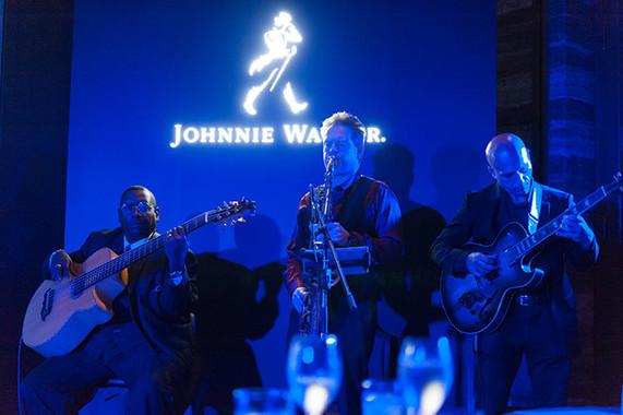 今回のイベントでは特別にジャズの演出が加わった