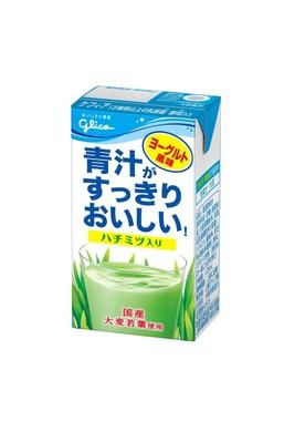 初めての方も「飲みやすい」青汁